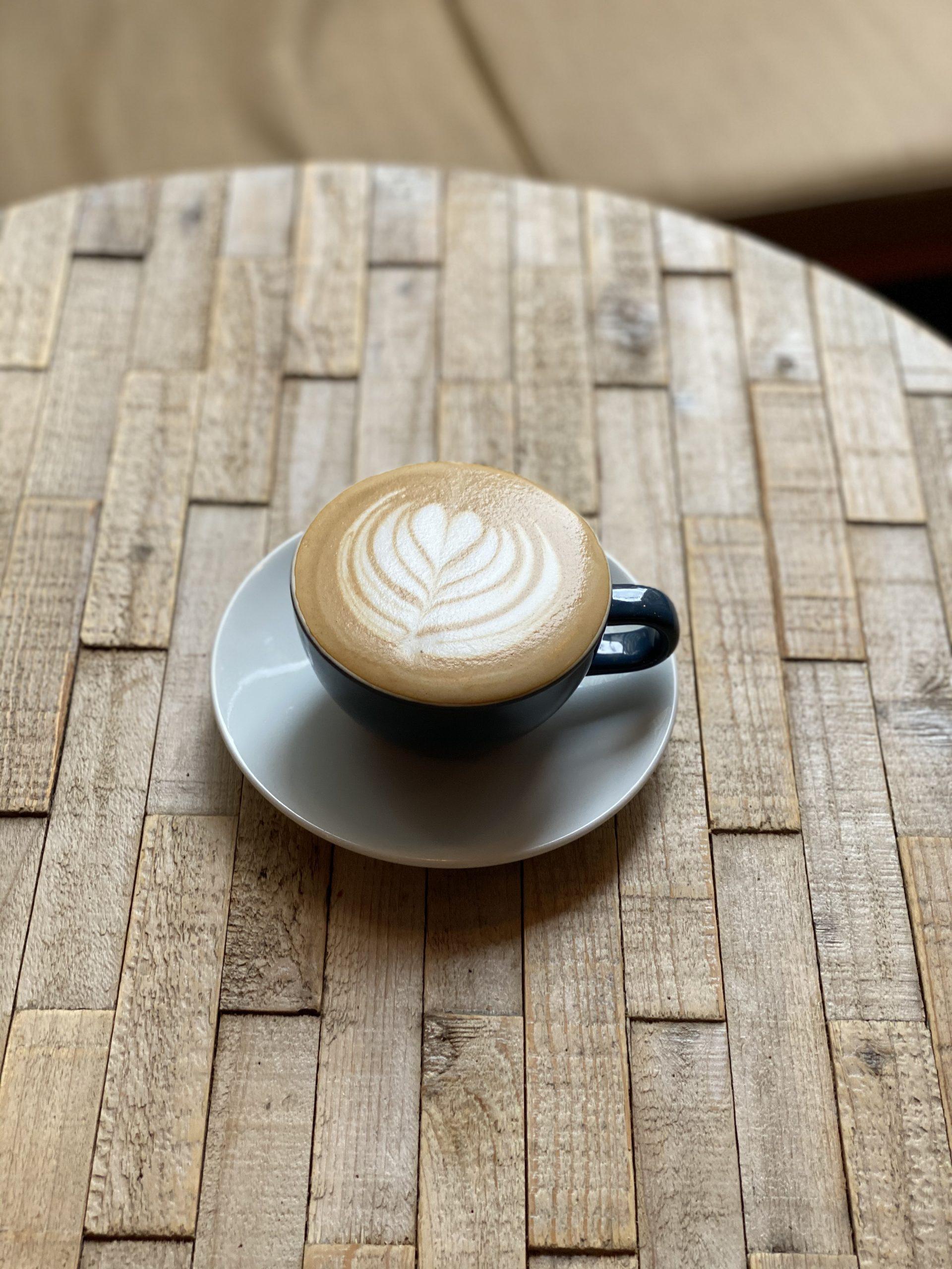 Cappuccino de especialidad